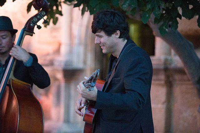 Concert event jazz
